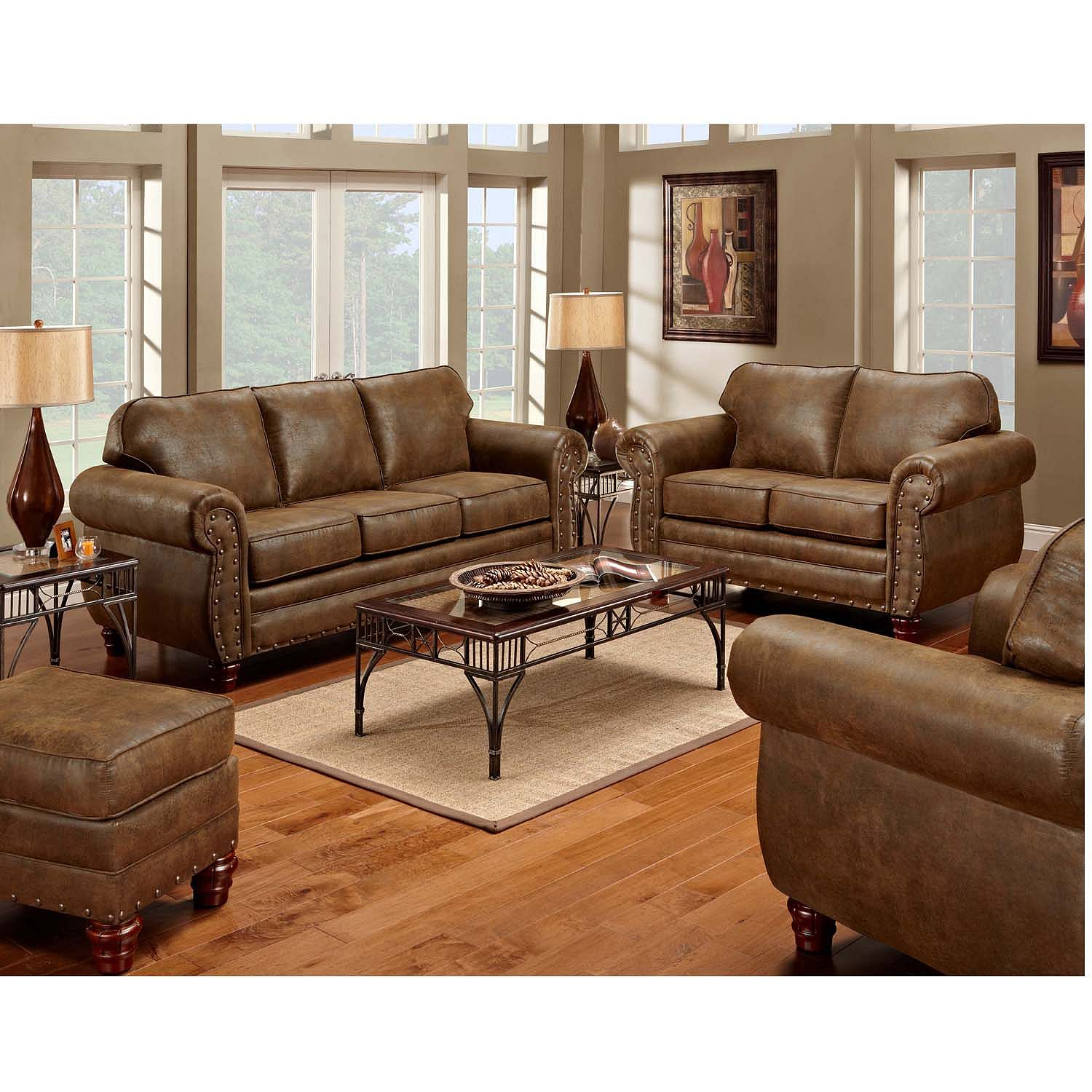 Top 4 comfortable chairs for living room homesfeed - Leather furniture for small living room ...