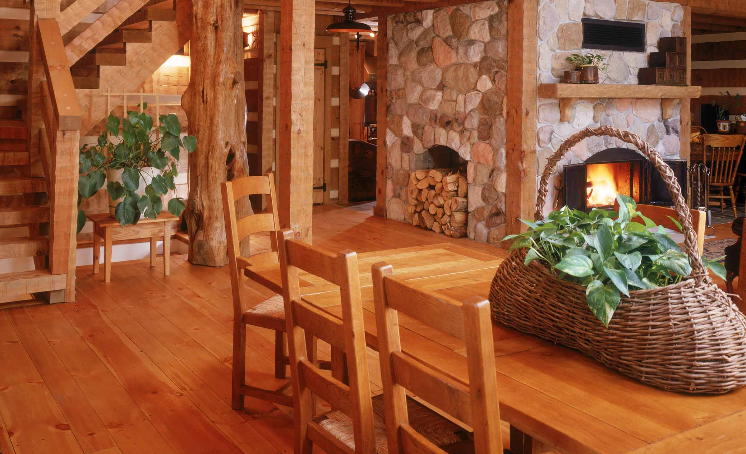 Red Pine Flooring Affordable And Attractive Flooring