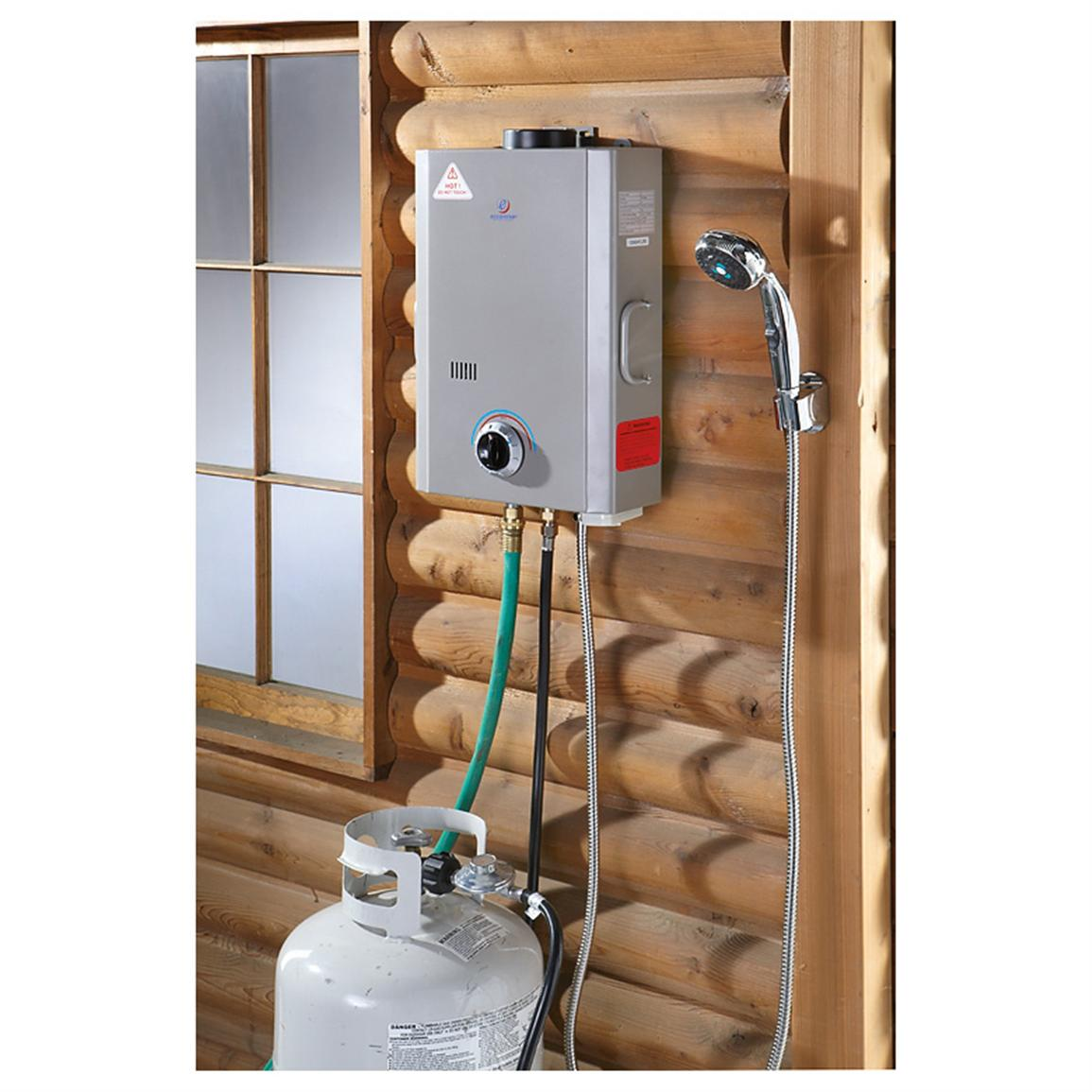 Instant Water Heater Heat : Three popular tankless water heaters worth it on the