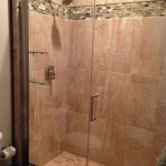 cork flooring in bathroom clean small shower