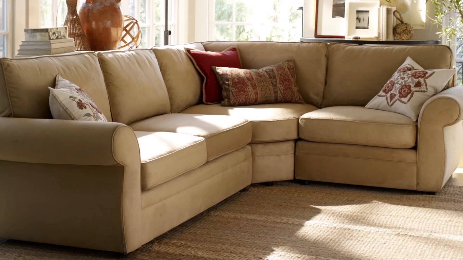Pottery Barn Couch Reviews Homesfeed