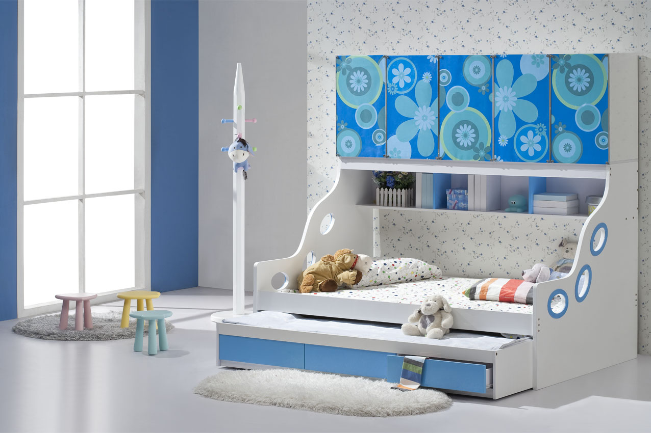 Trundle beds for children to create an accessible bedroom for Create my bedroom