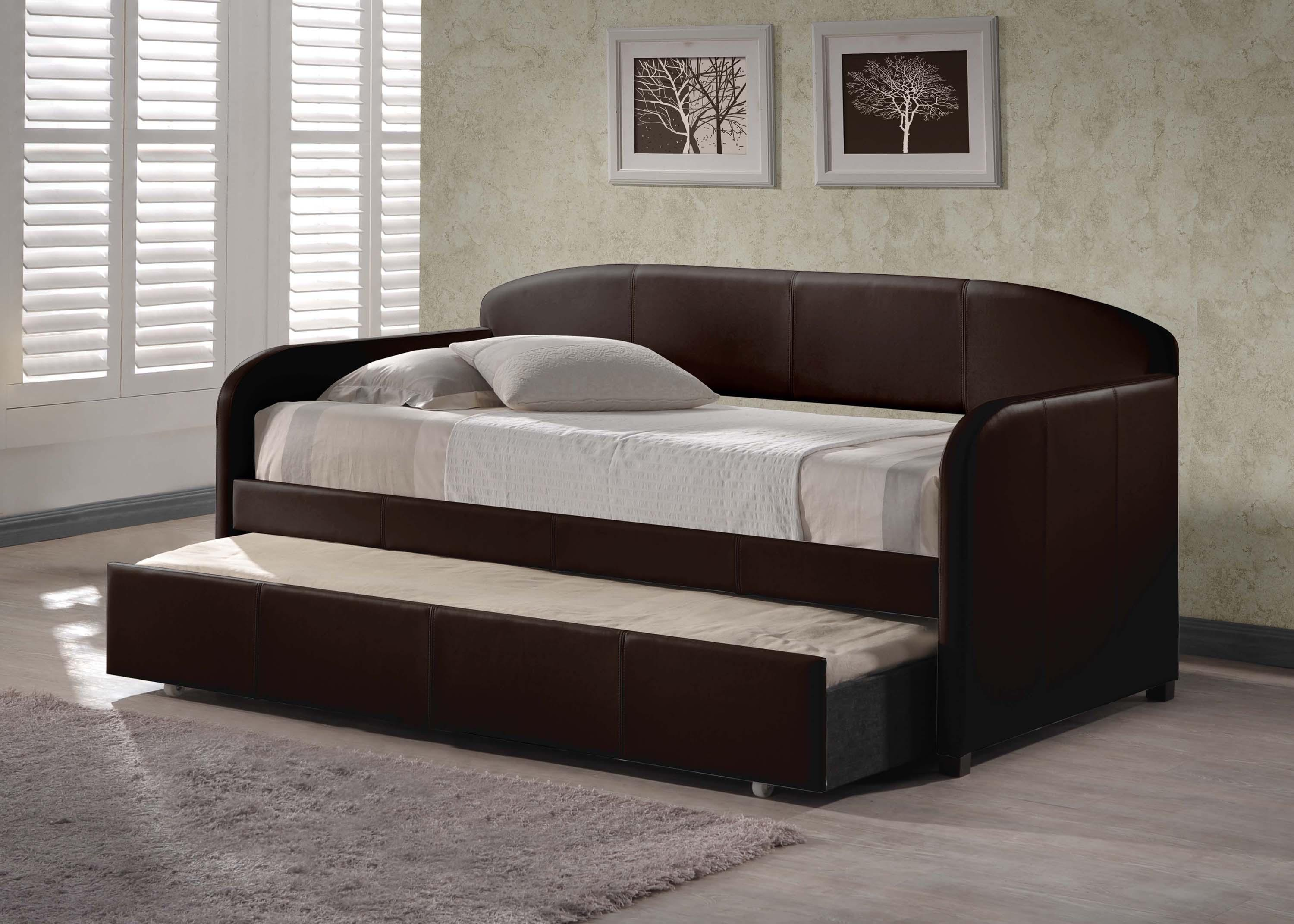 Trundle Bed Pop Up Beautiful White Daybed With Pop Up