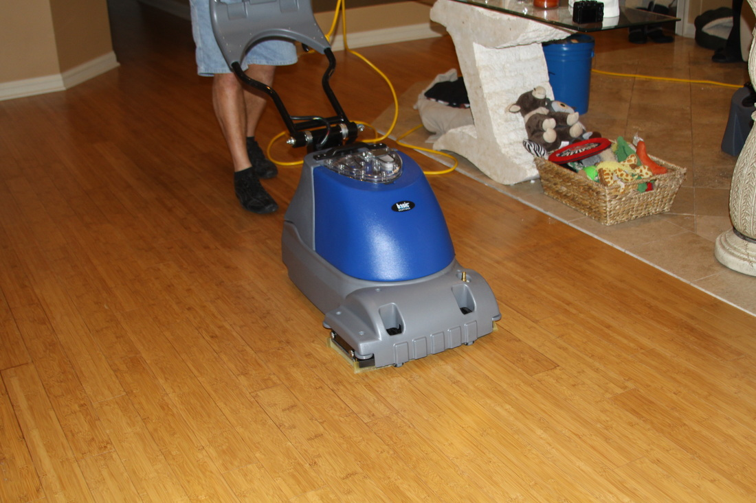 How To Deep Clean Kitchen Floor