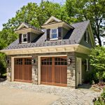 deluxe design garage with living space doors traditionalnwood lites