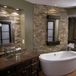 depot bath tub lamps sink cabinet