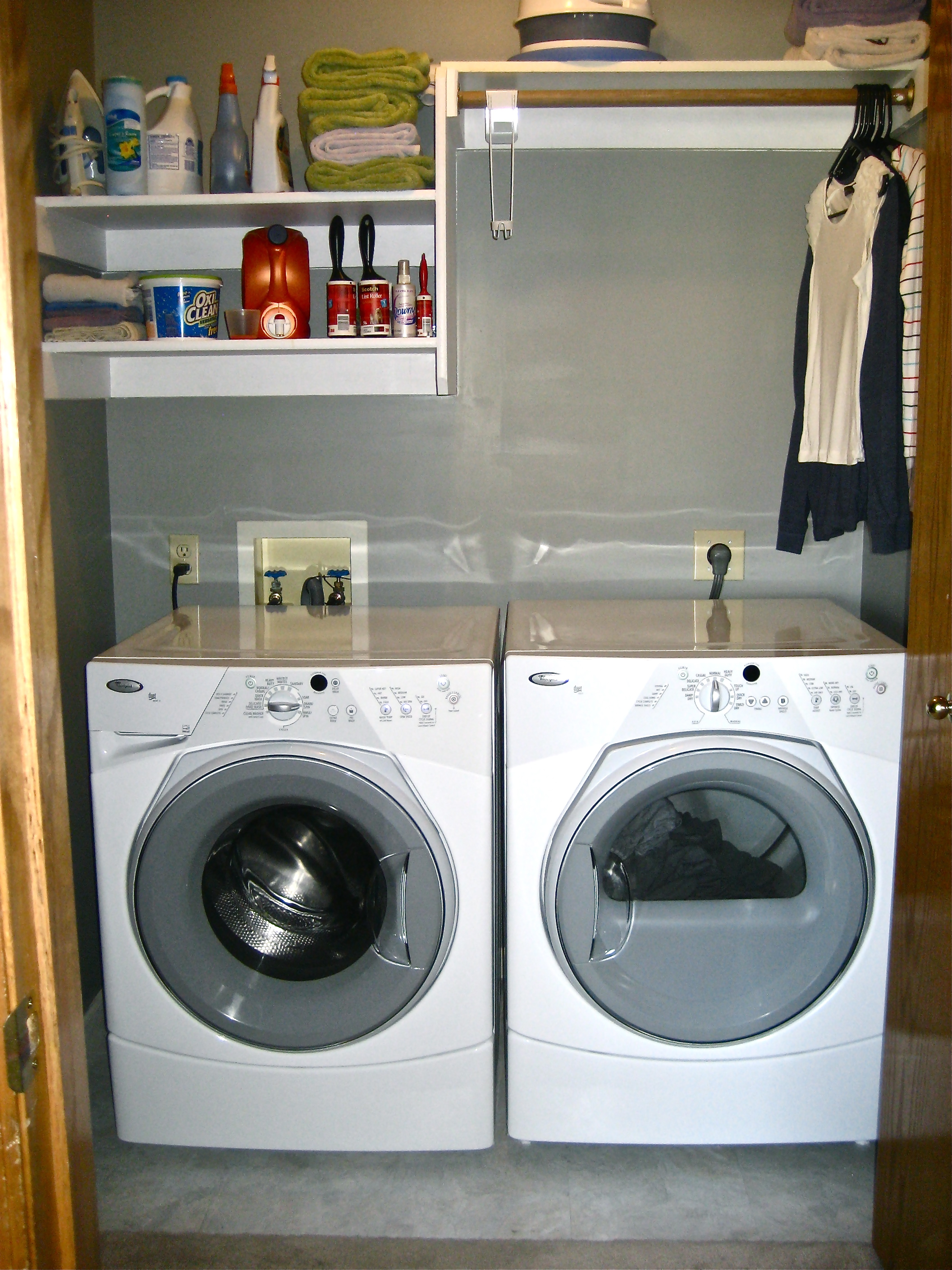 Small Laundry Machine Small Stackable Washer Dryer Combo Homesfeed
