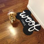 dog mats wood floor