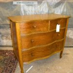 drawer wood dresser
