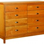 eight drawer dresser wood