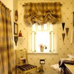 elegant baloon curtain for small windows treatment increasing style and decorating values