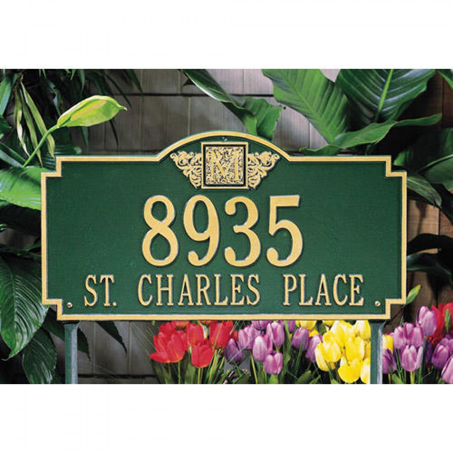 Why You Should Go for Lawn Address Signs | HomesFeed