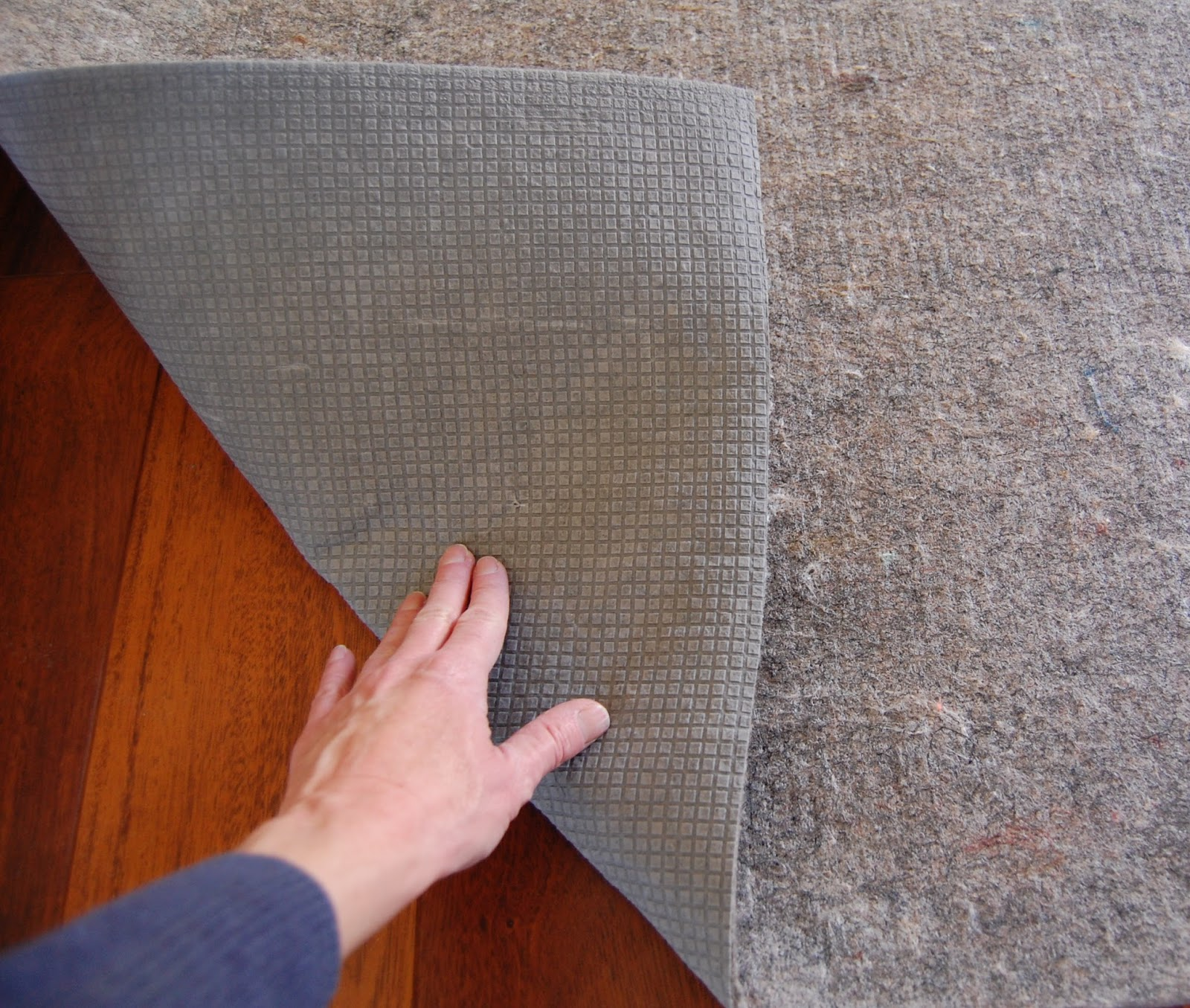Safest Types Of Rug Pad For Hardwood Floors Homesfeed