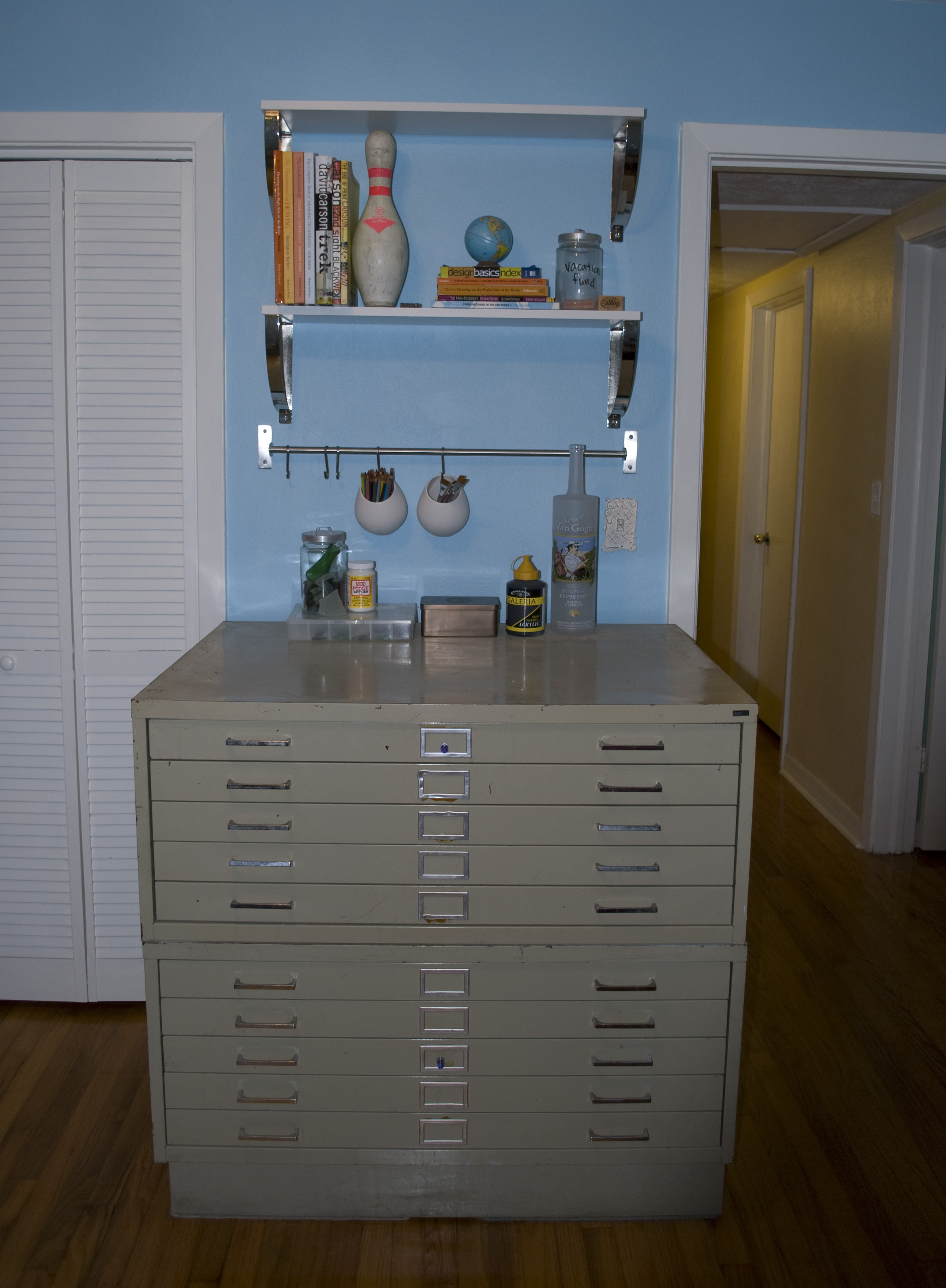 Flat File Cabinet Shelf