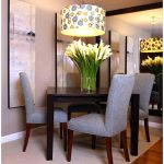 flower chandelier chairs table pics rug