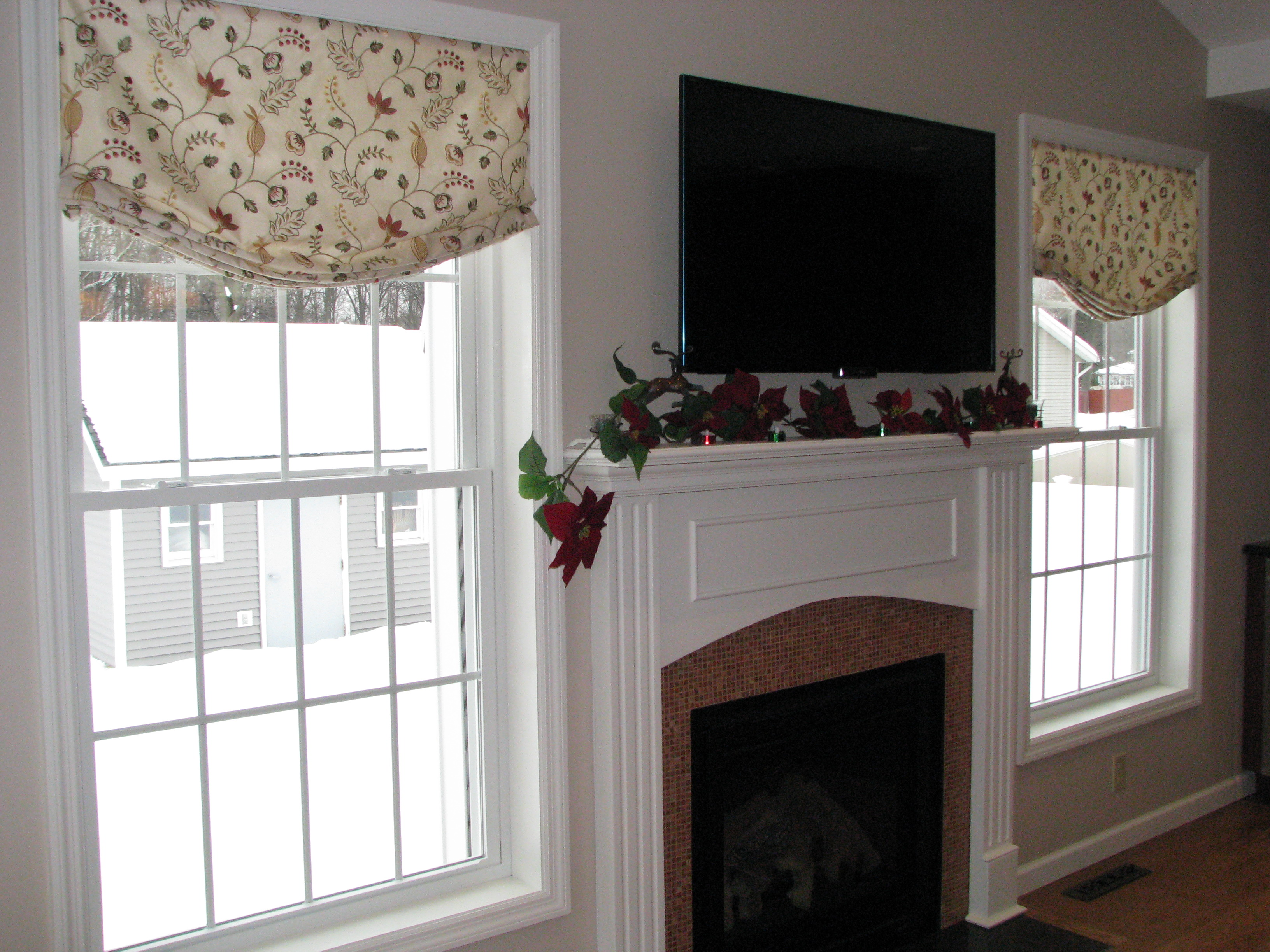 roman img no with a valance lining window shades savalan and decor sheer fabric flat