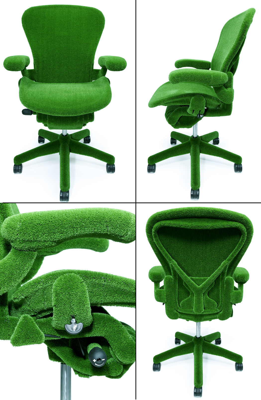 Herman Miller Aeron Chair Parts Give Awesome Look for Office with ...