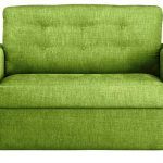 fresh green twin size sleeper sofa from ikea with tufted back and comfy arm plus short legs and pretty designs to freshen up the living room