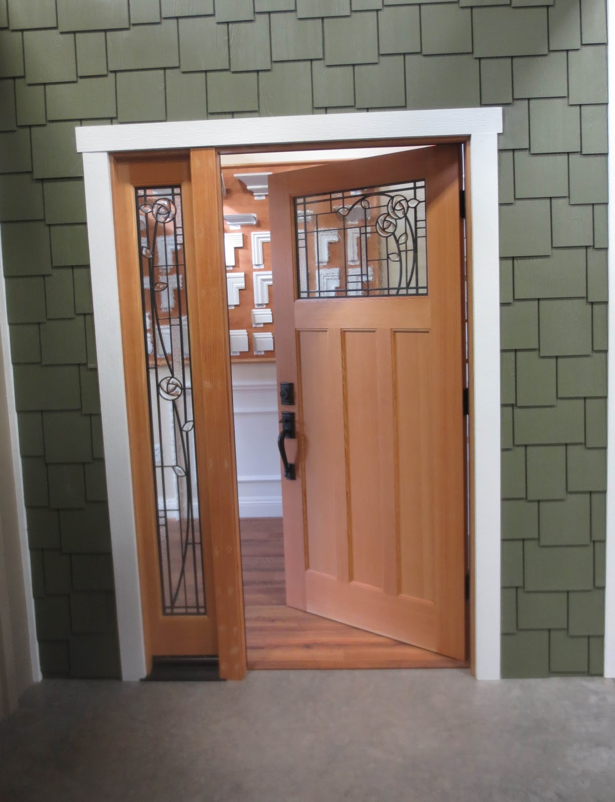 Front door style ideas homesfeed for Front entry door styles