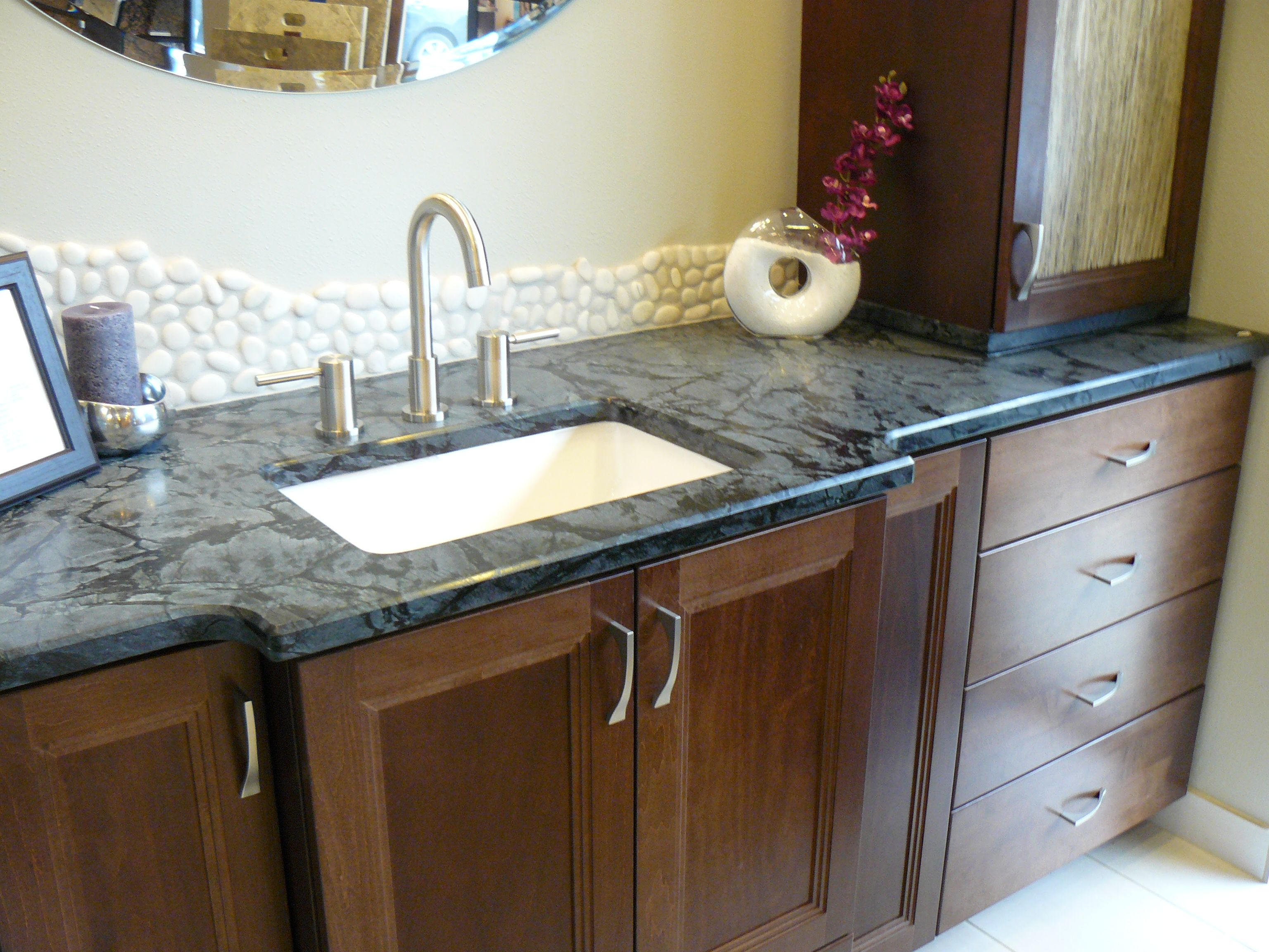 countertop material options homesfeed kitchen laminate countertop materials options for kitchen