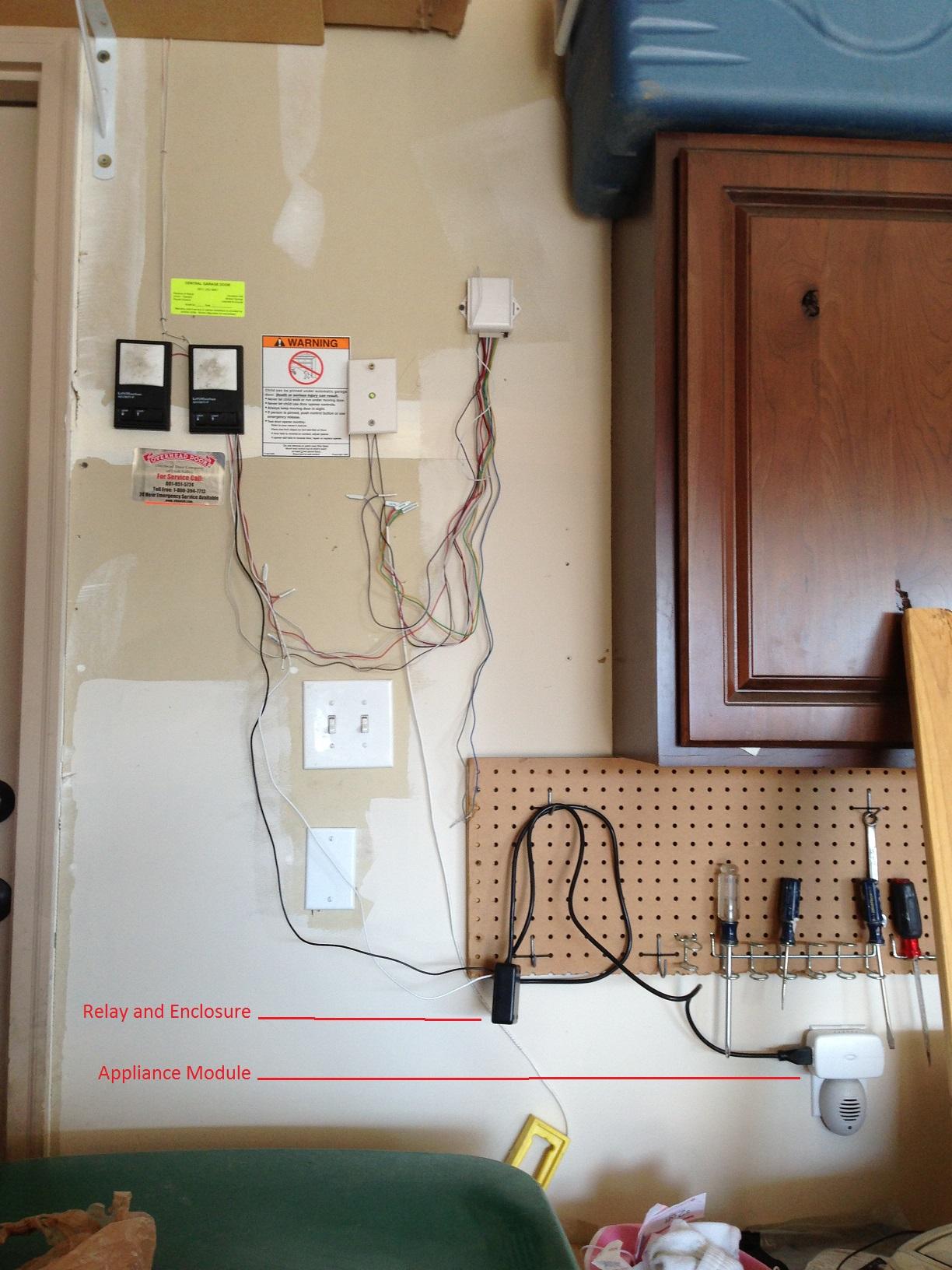 Low Profile Garage Door Opener Homesfeed
