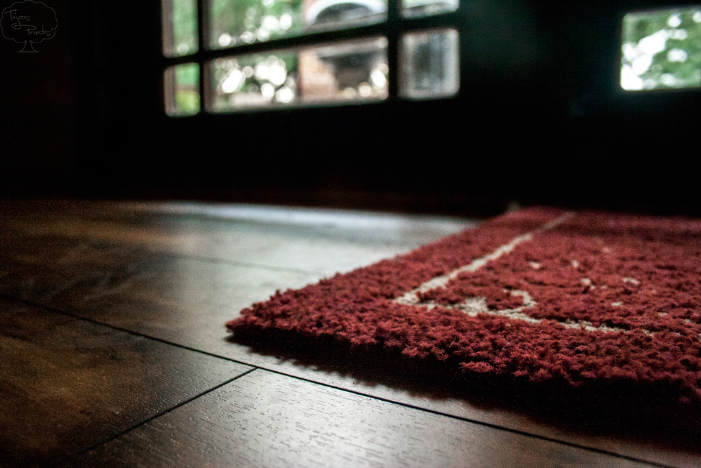 Feeling warm and comfortable with best rug pads for for Rugs for dark floors