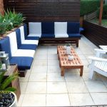 gorgeous ikea lawn furniture idea on dull white flooring idea with white blue sectional seating and white pool chair and wooden coffee tablea aside garden