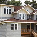 Gray Vinyl Modern Siding Options Natural Colors Modern Home Design