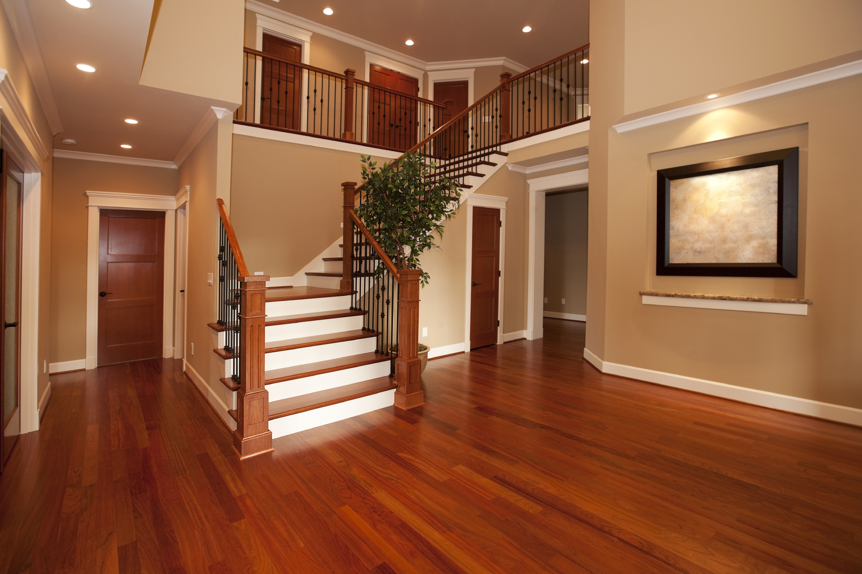 Daily Basic Hardwood Floor Protection | HomesFeed