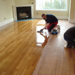 hardwood floor protection by regular sanding for beautiful sleek and glowing hardwood floor