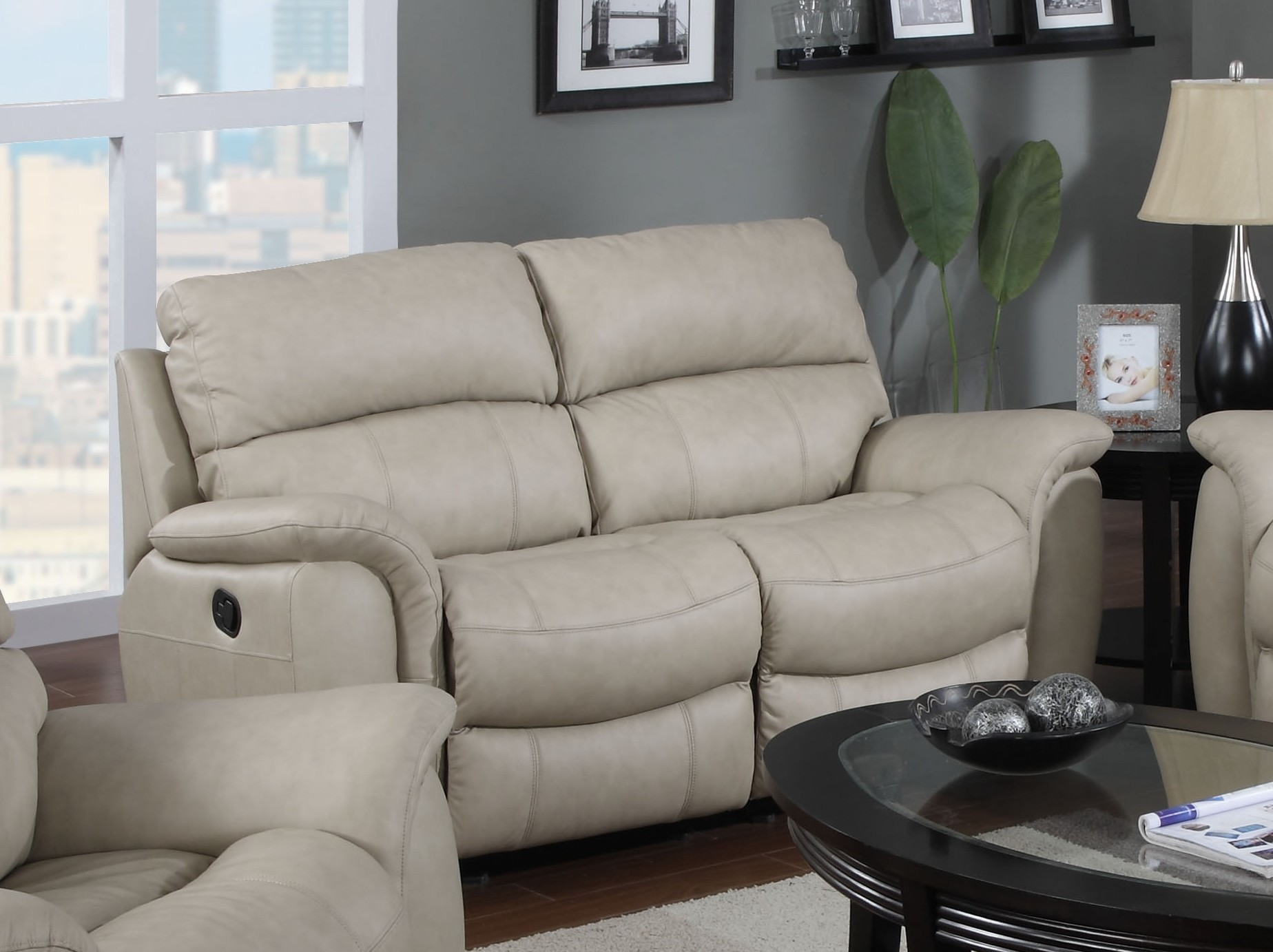 high end recliners loveseat with ivory scheme decorated in the living room with round coffee table & High End Recliners Offering Both Comfort and Sophistication ... islam-shia.org