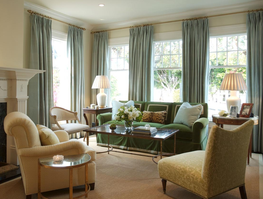Getting Inspiration from Various Images of Window Treatments ...