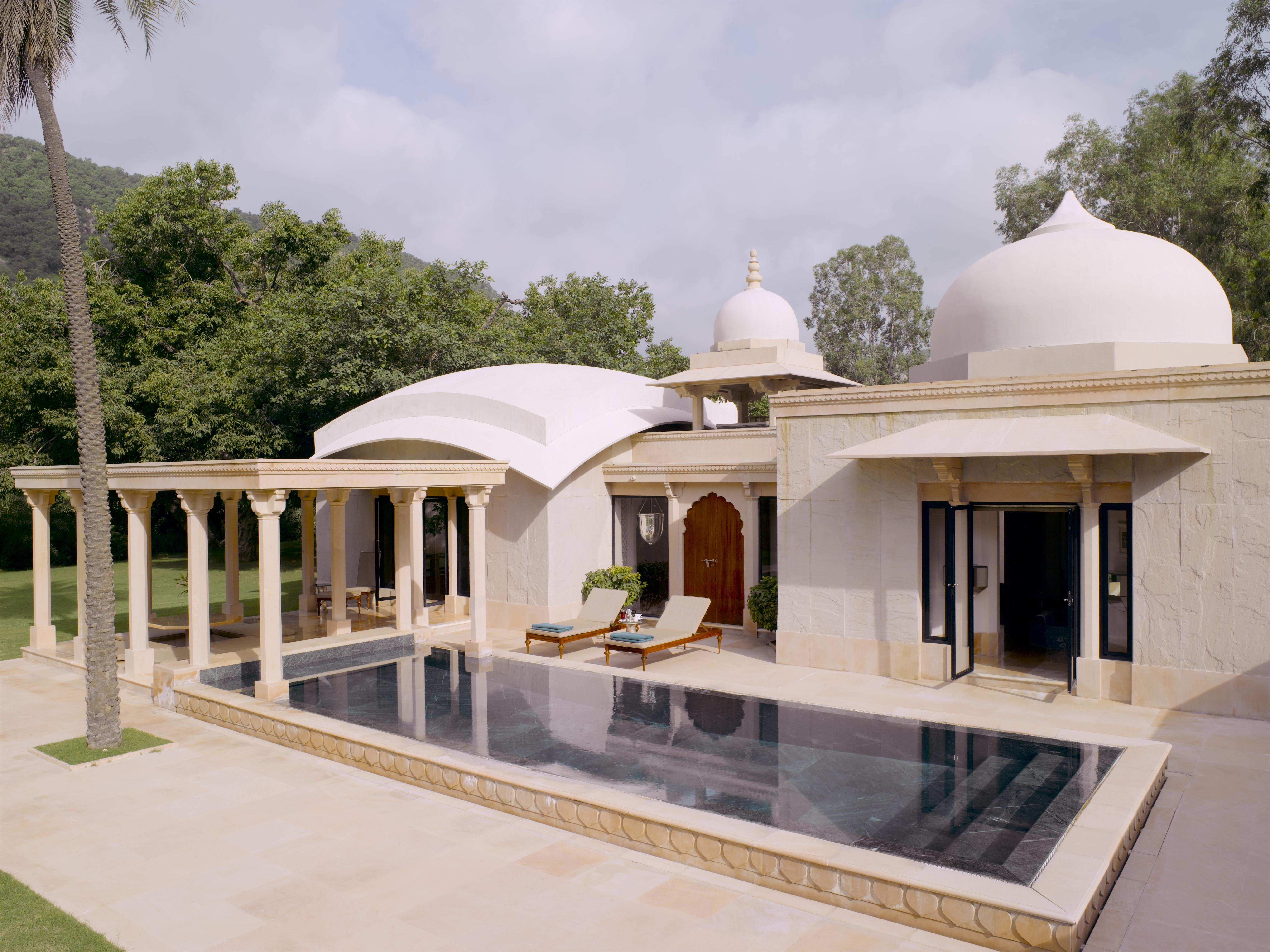modern pool pavilion inspiration homesfeed. Black Bedroom Furniture Sets. Home Design Ideas