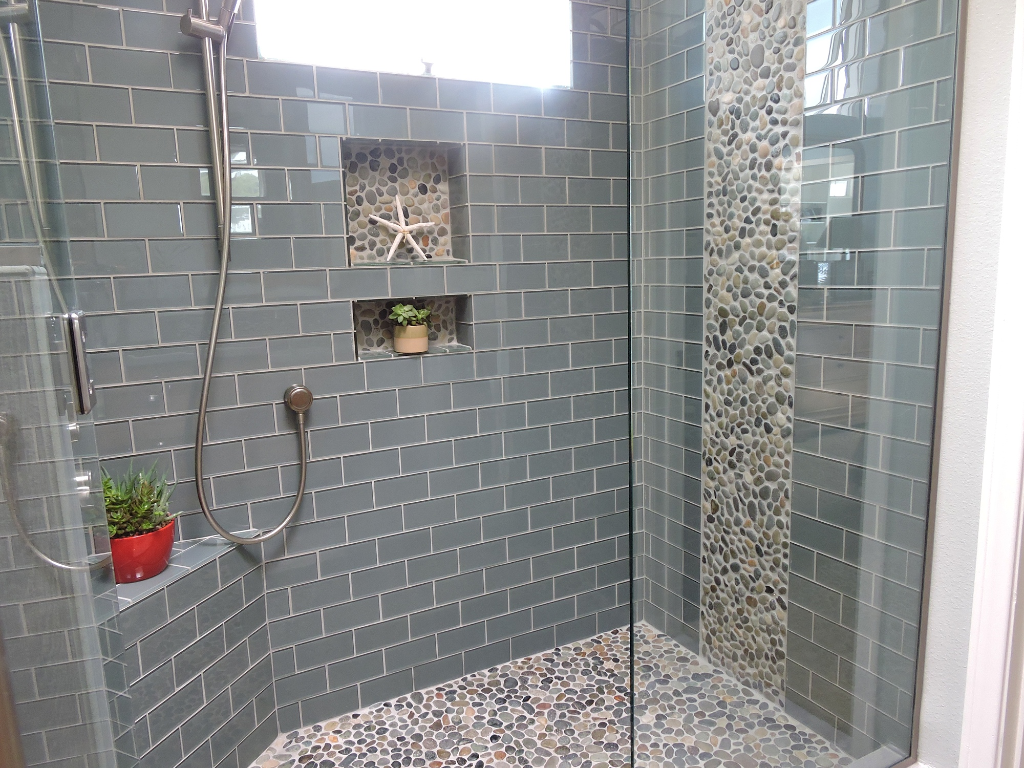 how to do a tile shower - mobroi
