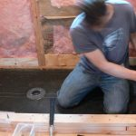 installing a tile shower do it yourself home project