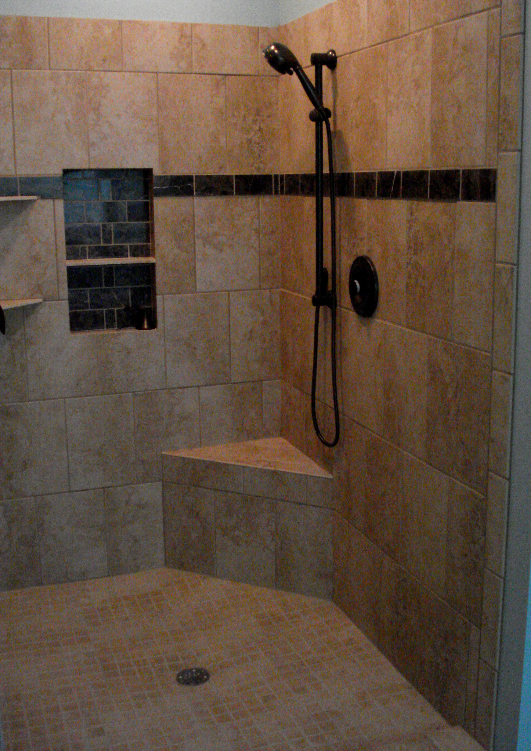 Do It Yourself Installing A Tile Shower Homesfeed