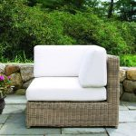 kingsley bate sag harbor sectional corner chair decorated in the backyard with mesmerizing ideas