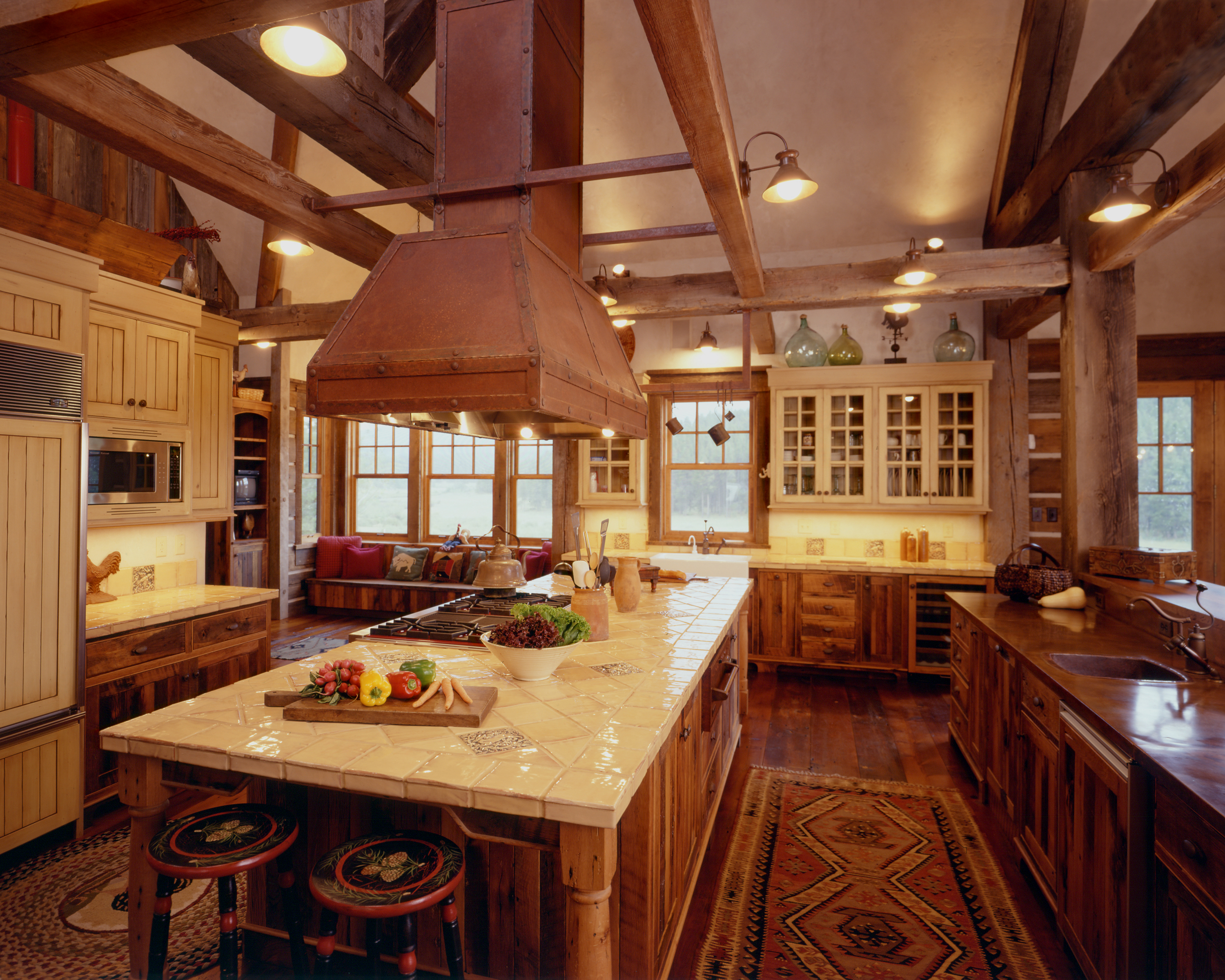 Country Kitchen Decorating Ideas Endearing
