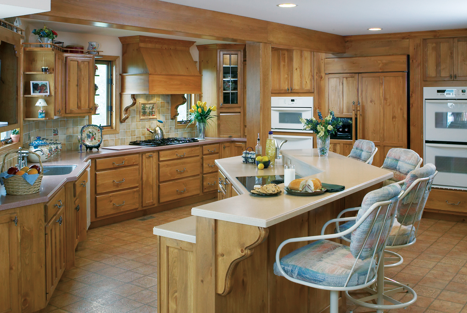 Wooden Kitchen Sets Inspiration