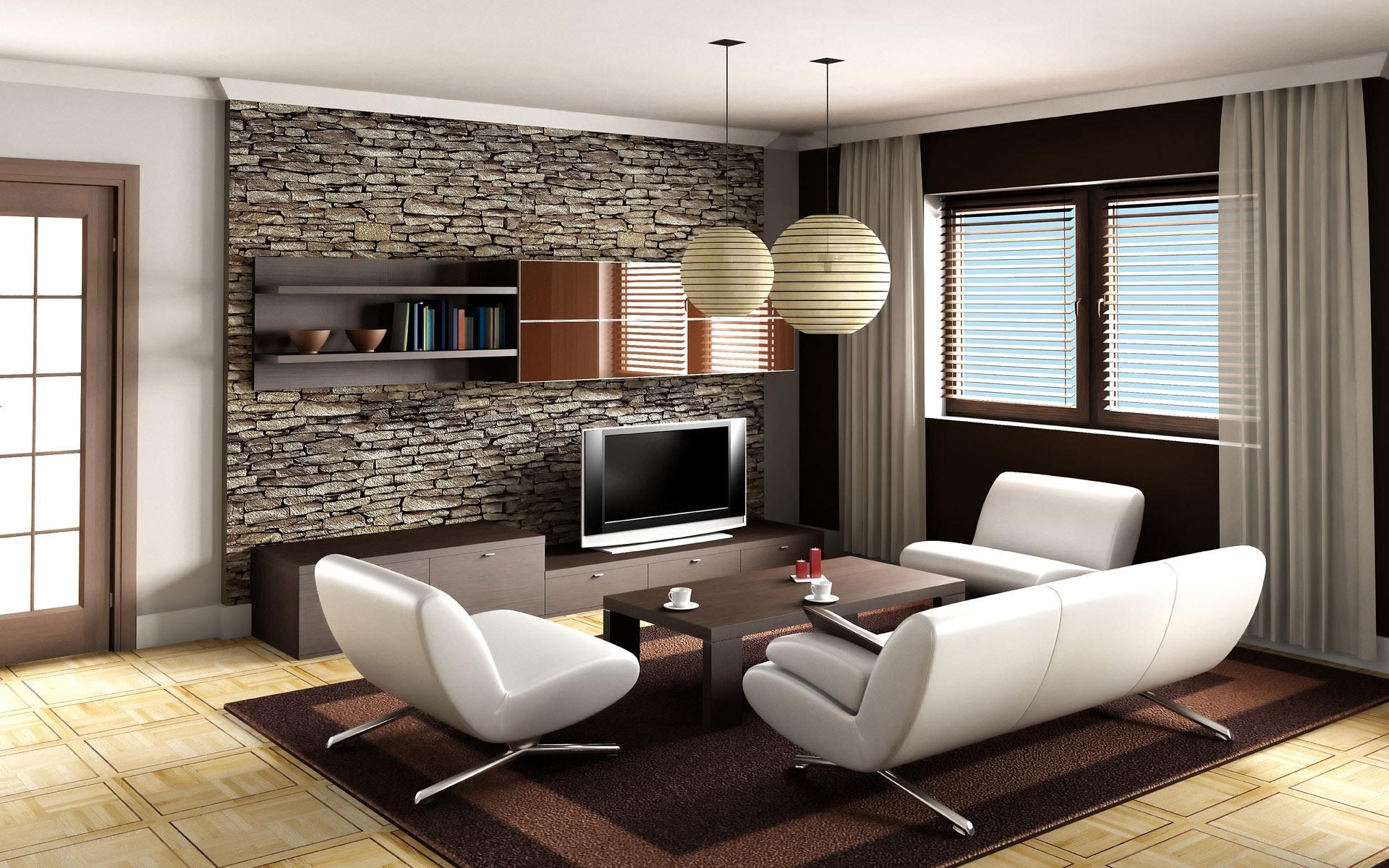 Lamp Curtains Sofas Tv Shelf Table Rug Home Design Ideas