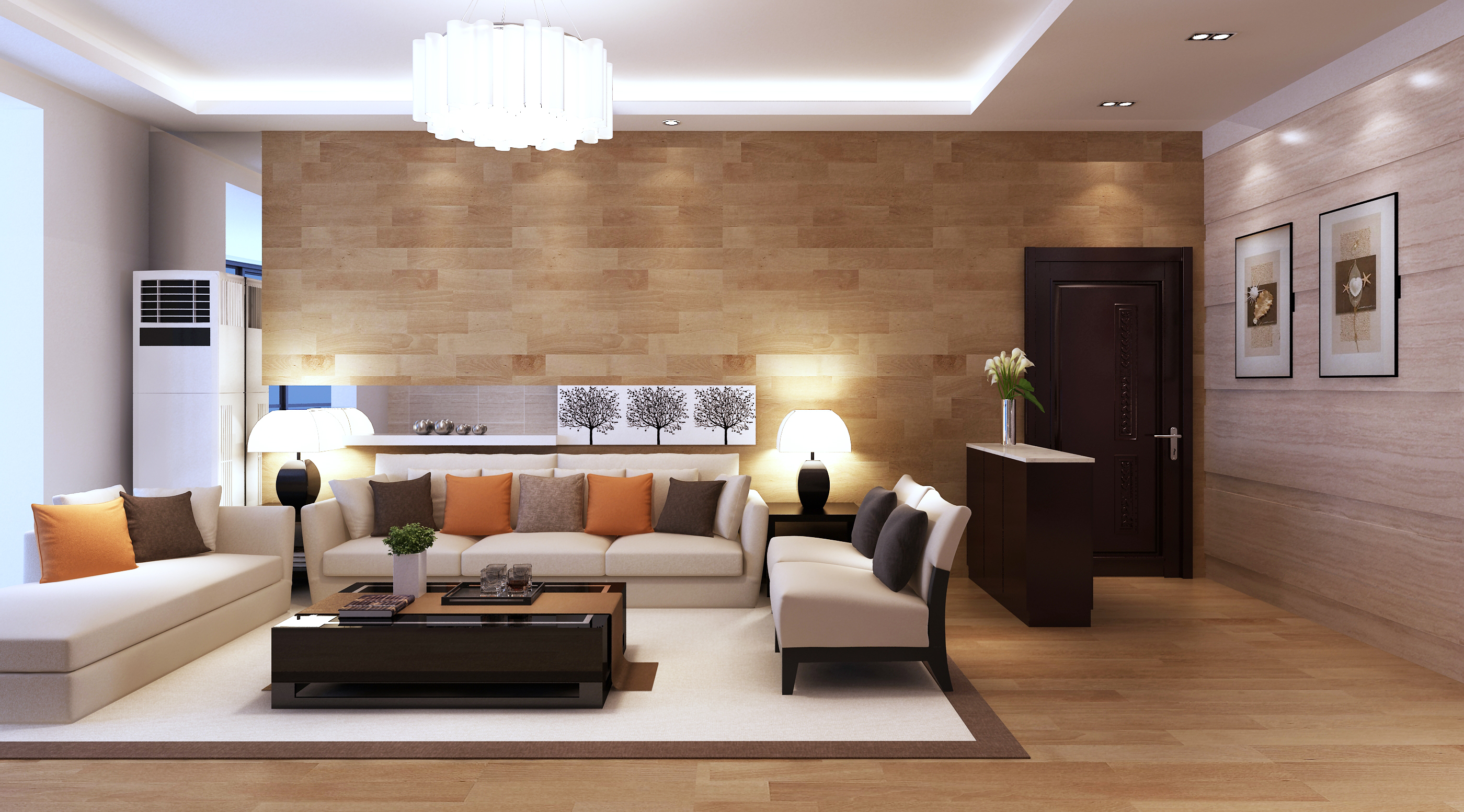 Apartment With Small Living Room Design | HomesFeed
