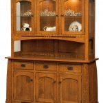 large hutch wood