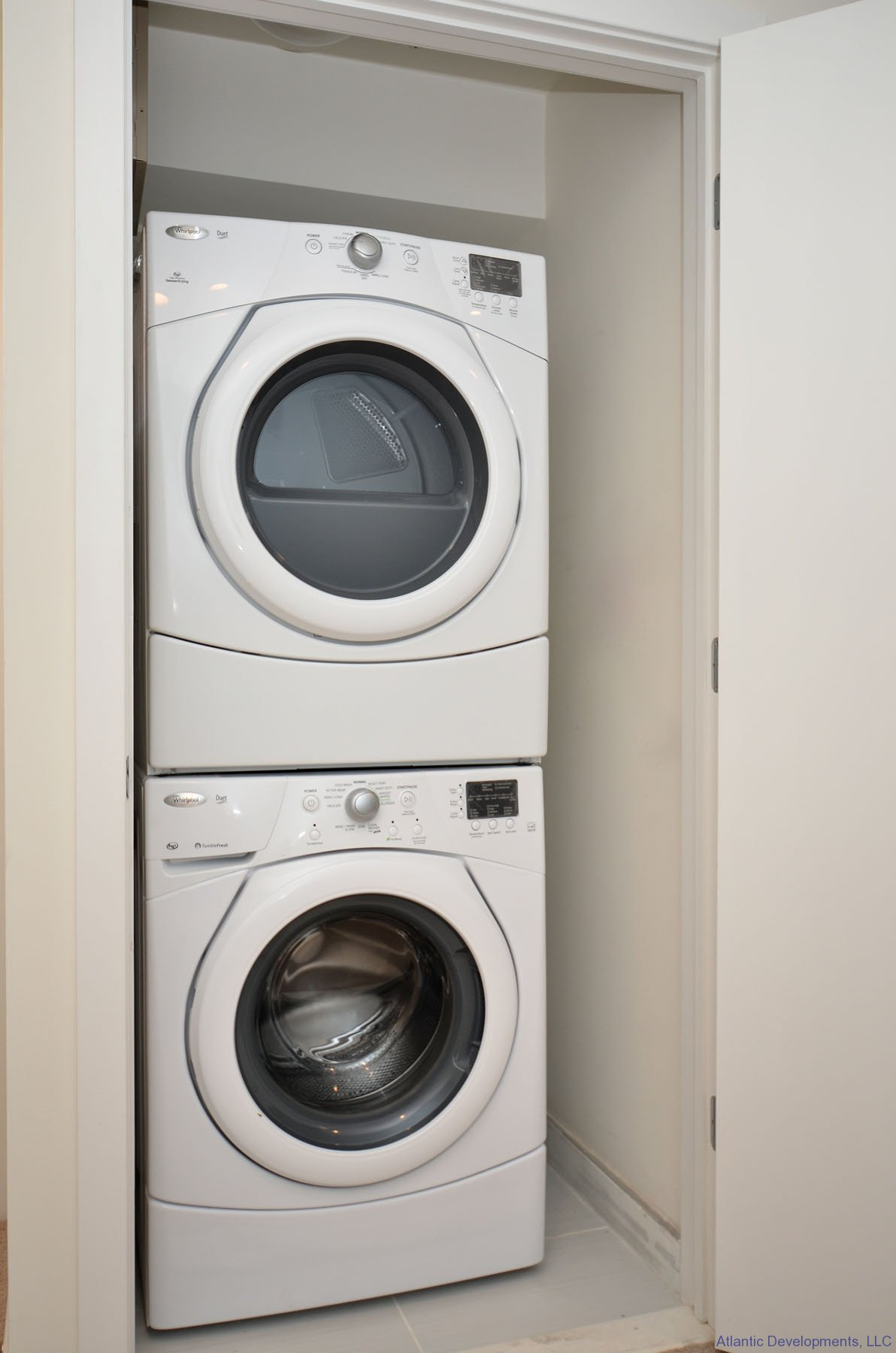 emejing apartment size stacked washer and dryer ideas