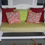 leaves window sofa pillows wood