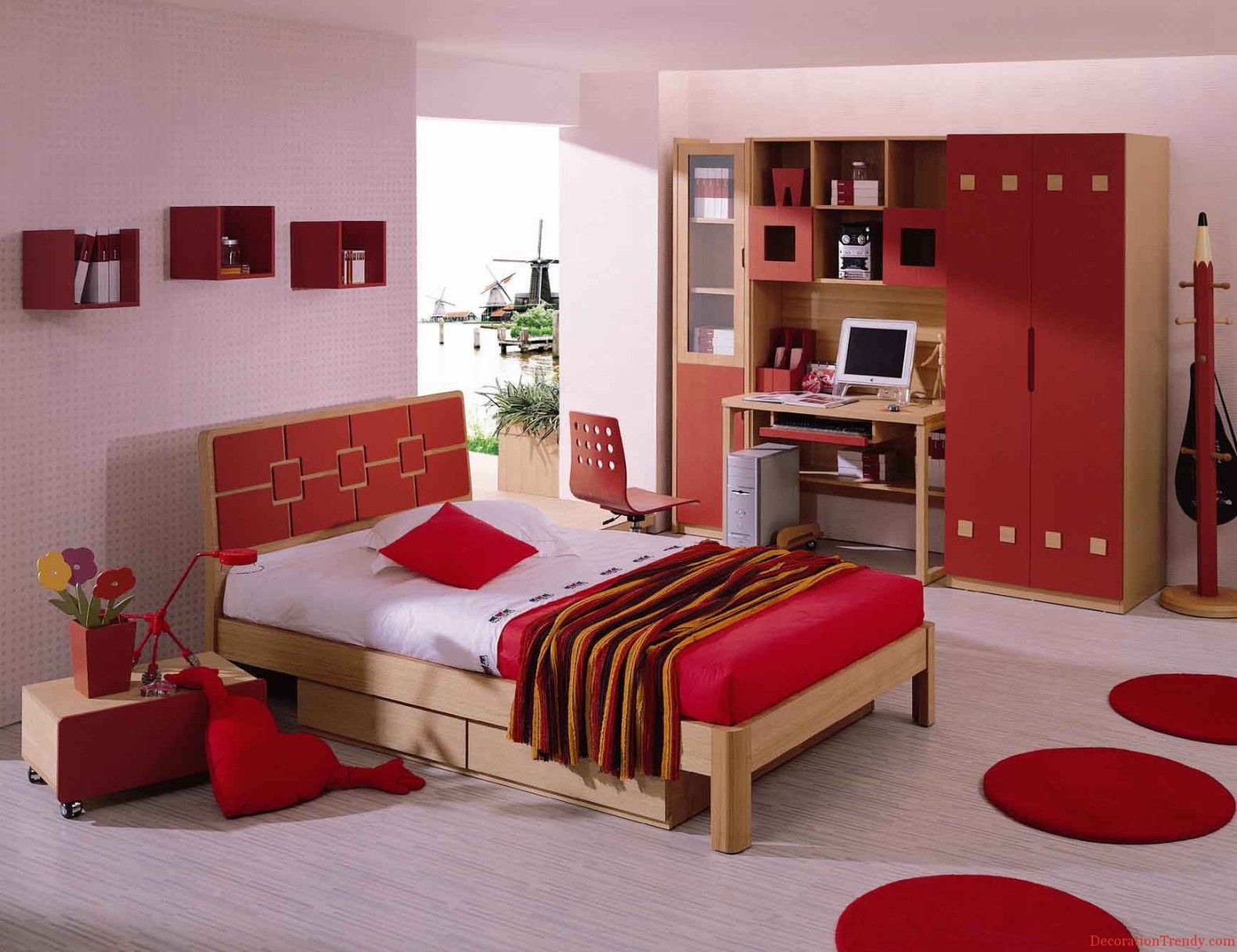 Color Combinations For Bedrooms: Say Goodbye To Your Boring Single ...