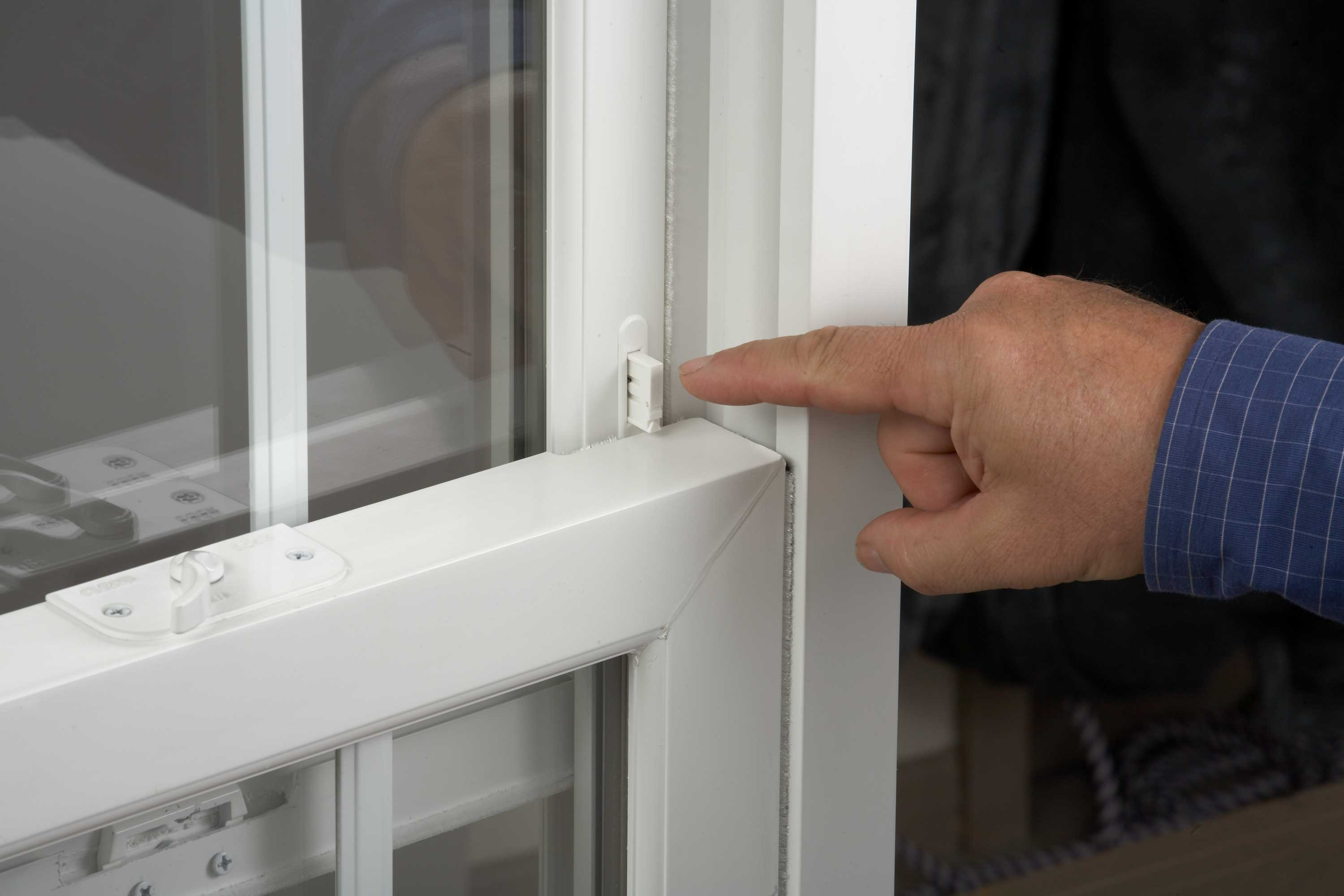 Double Hung Window Security Bar : Window locks for double hung windows homesfeed
