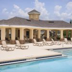 luxurious and glamour cool pool cabana plans with lounge pool chairs and big pool and extra contended cabana
