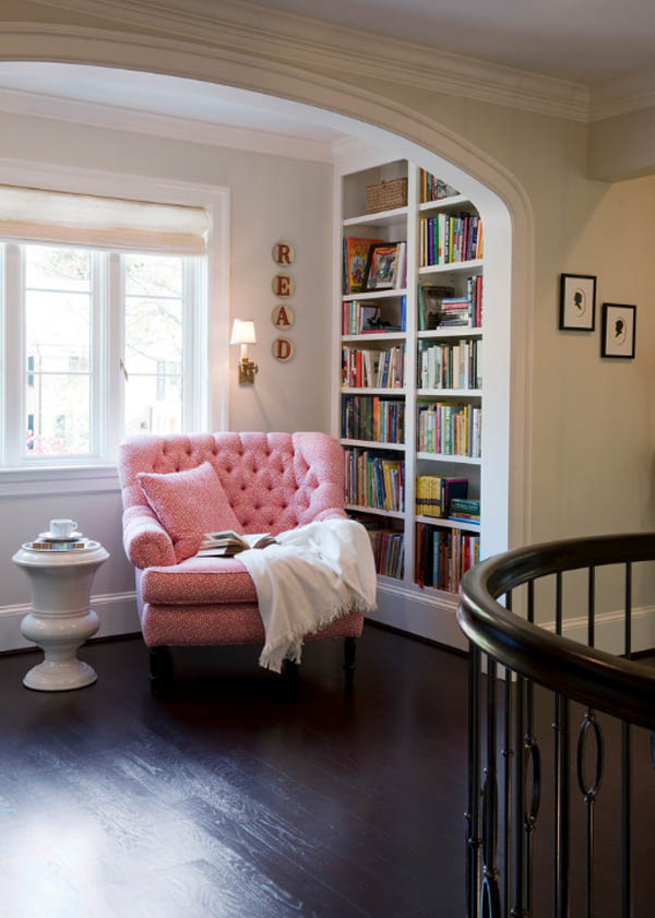 Reading Room Design Ideas: Boost Your Bookish Profile With Cozy Reading Chair Idea