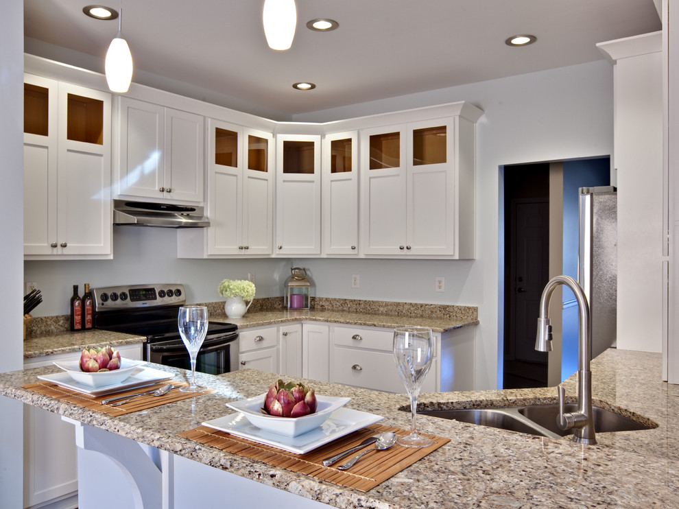 Adorn Your Kitchen With Giallo Rio Granite For