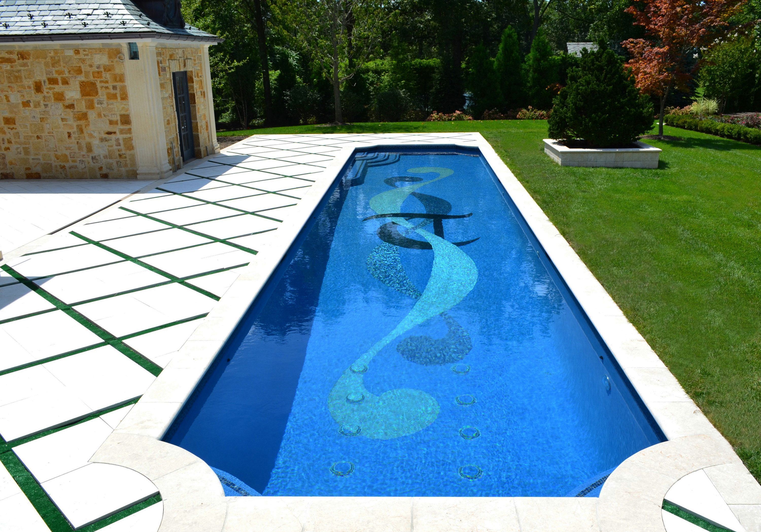 luxury swimming pool design - Swimming Pool Designs
